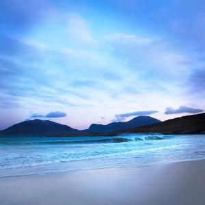 Harris Beach Baby Blue
