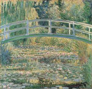 London National Gallery Next 20 18 Claude Monet - The Water-Lily Pond